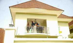 Singer Oritsefemi Moves Into His N400M New Lekki Mansion (Photos)